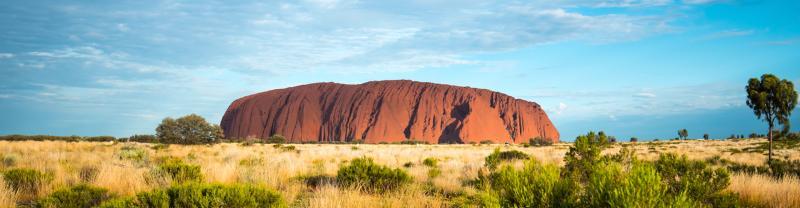 See Uluru