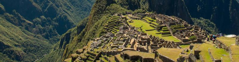 Machu Picchu Peru small group Intrepid Travel