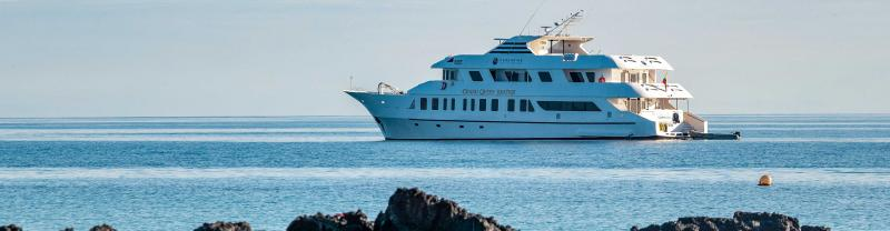 Intrepid has a range of it's own sailing and Adventure cruising boats