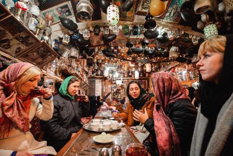 Iran Travel Guide Hotel Restaurant /& Shopping Highlights Sightseeing