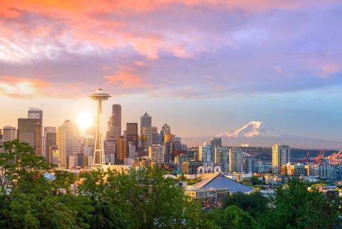 Seattle to San Francisco: Oregon Discovery