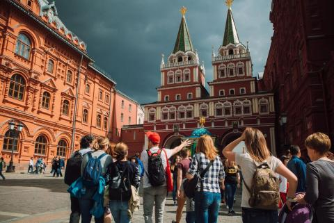 Highlights of Russia & the Baltics | Intrepid Travel NZ