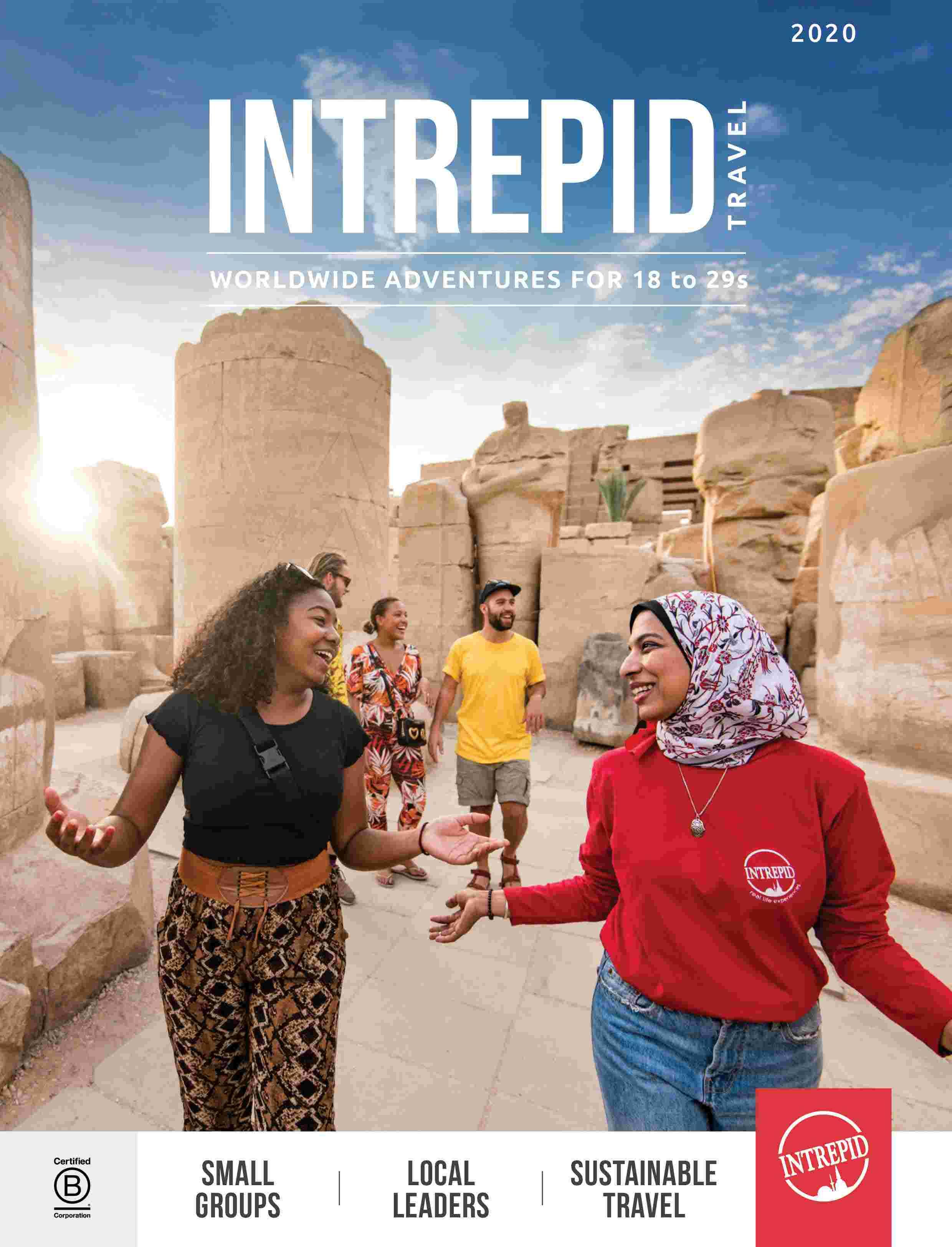Travel Brochures Intrepid Travel