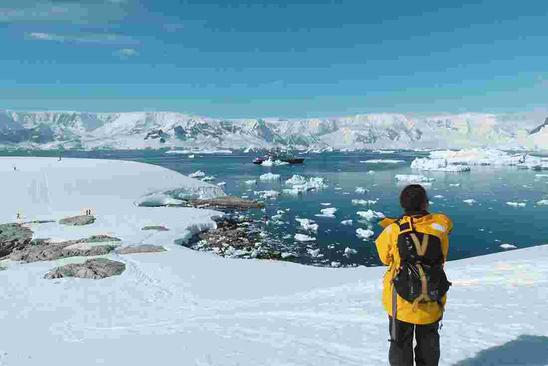 antarctica and tourism Antarctica's tourism industry is designed to prevent damage, but can  is one of the many ways the antarctic tourism industry manages itself to try to ensure.