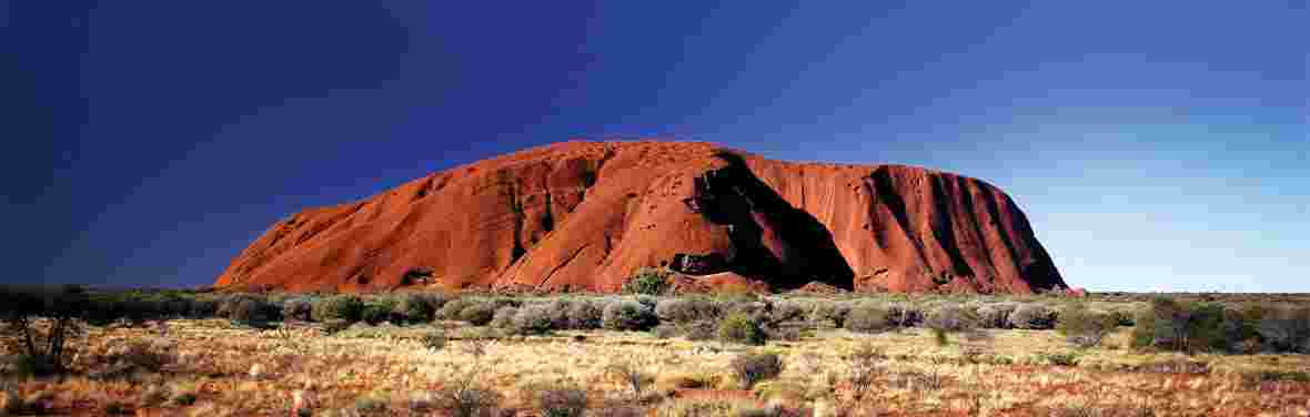 guide book to alice springs and uluru