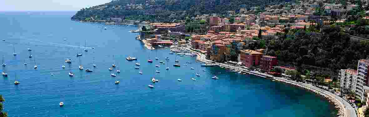 Cote D'Azur French Riviera Sailing Adventure: Nice Via Marseille