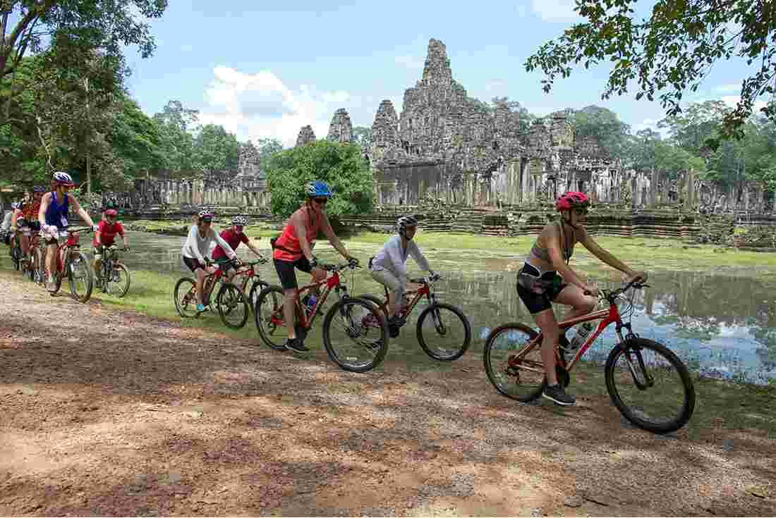 cycle indochina vietnam cambodia thailand intrepid travel au