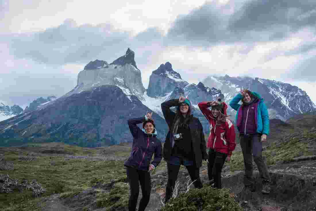 Trek Patagonia Intrepid Travel
