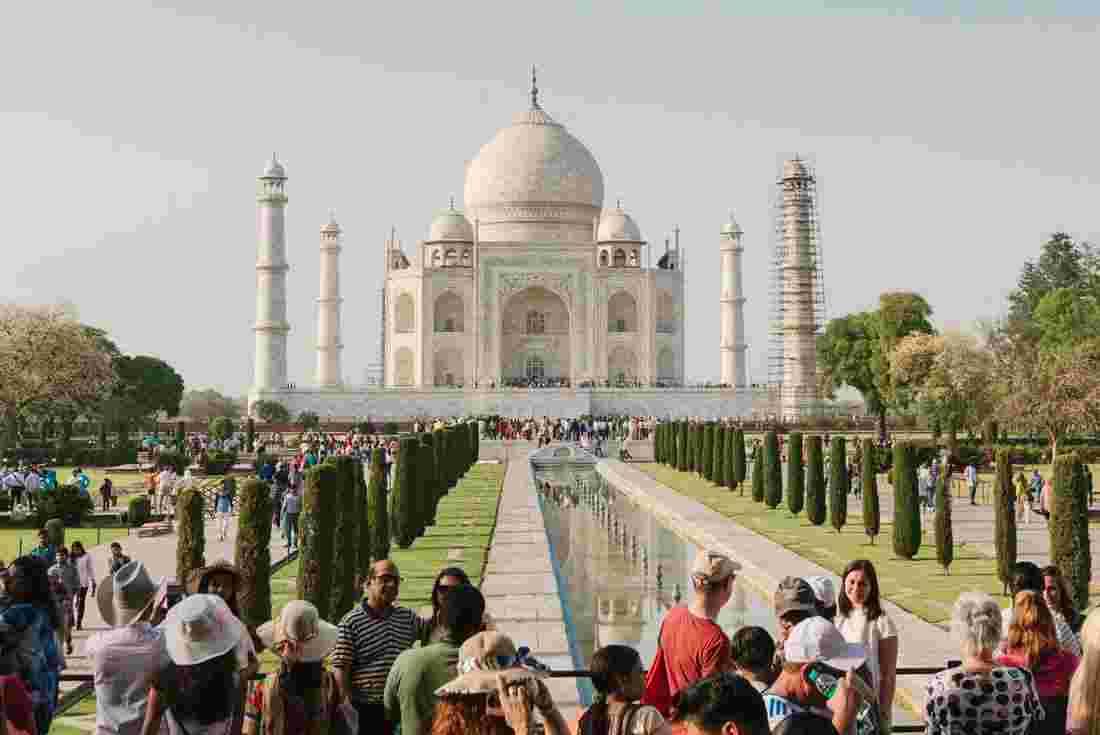 my vacation trip to delhi essay
