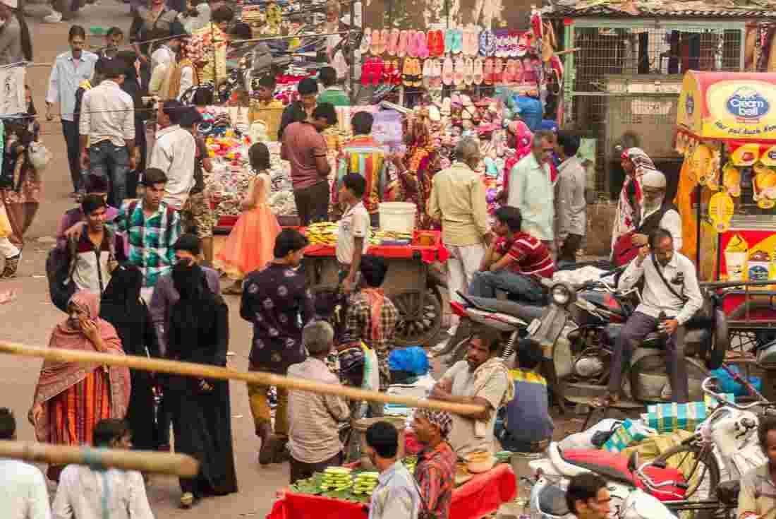 Kathmandu to Delhi | Intrepid Travel