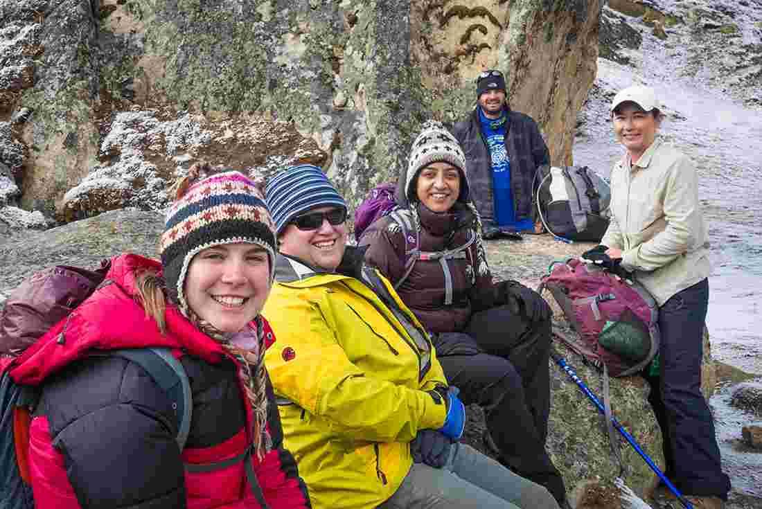 Everest Base Camp Intrepid Travel Au