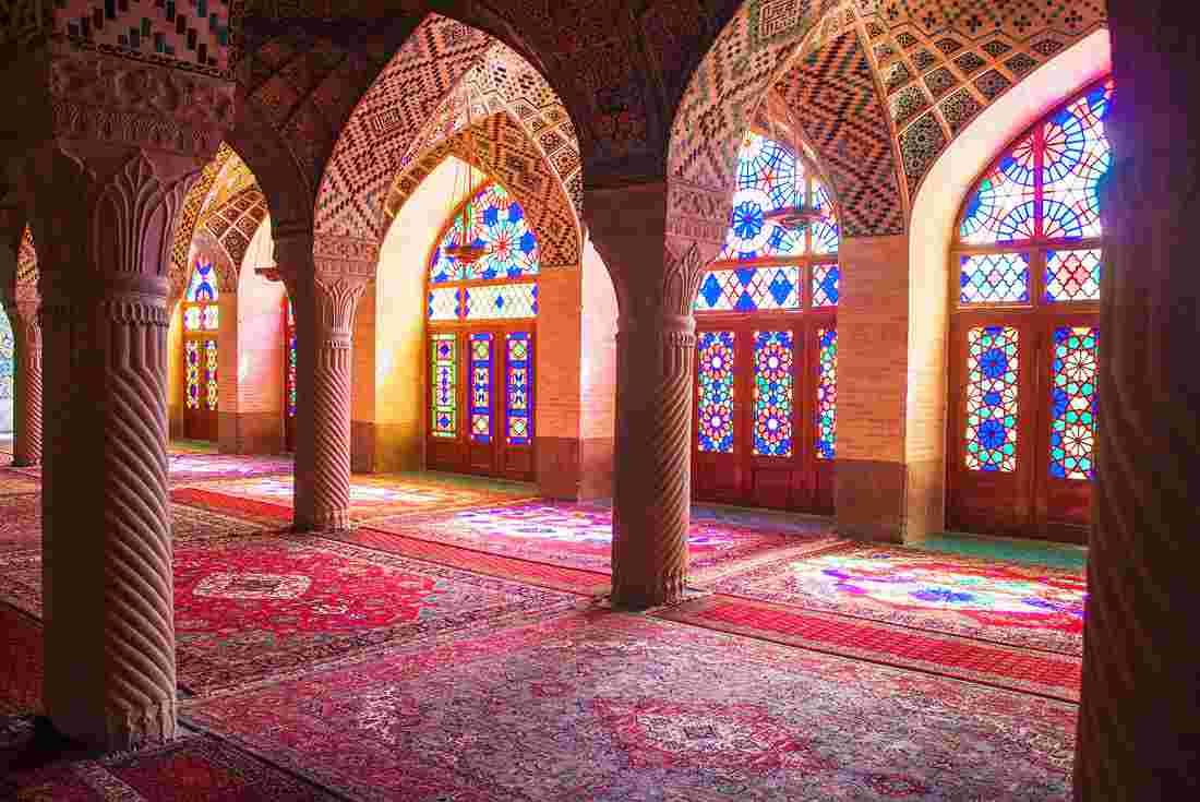 Iran Adventure   Intrepid Travel