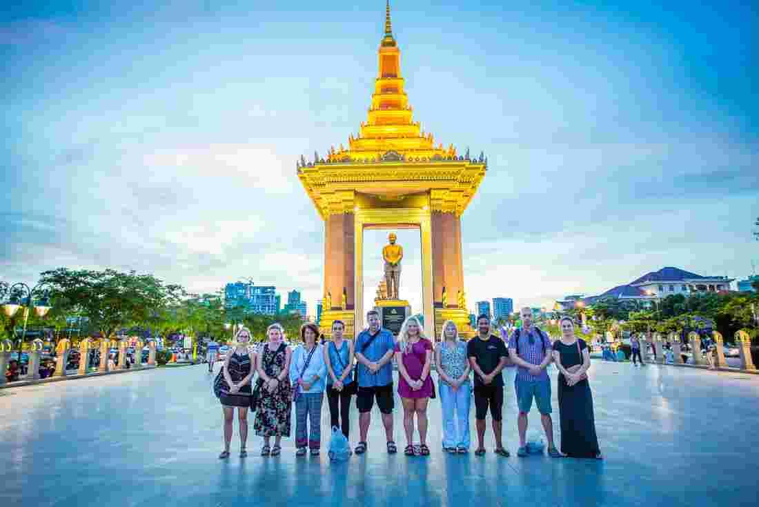 Cambodia Real Food Adventure Intrepid Travel Us