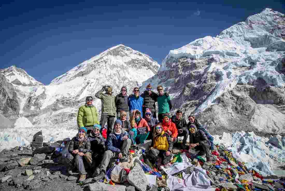 mount everest base camp travel guide