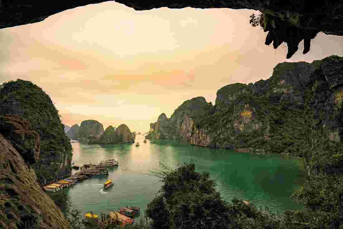 Halong Bay Junk Cruise Intrepid Travel Nz