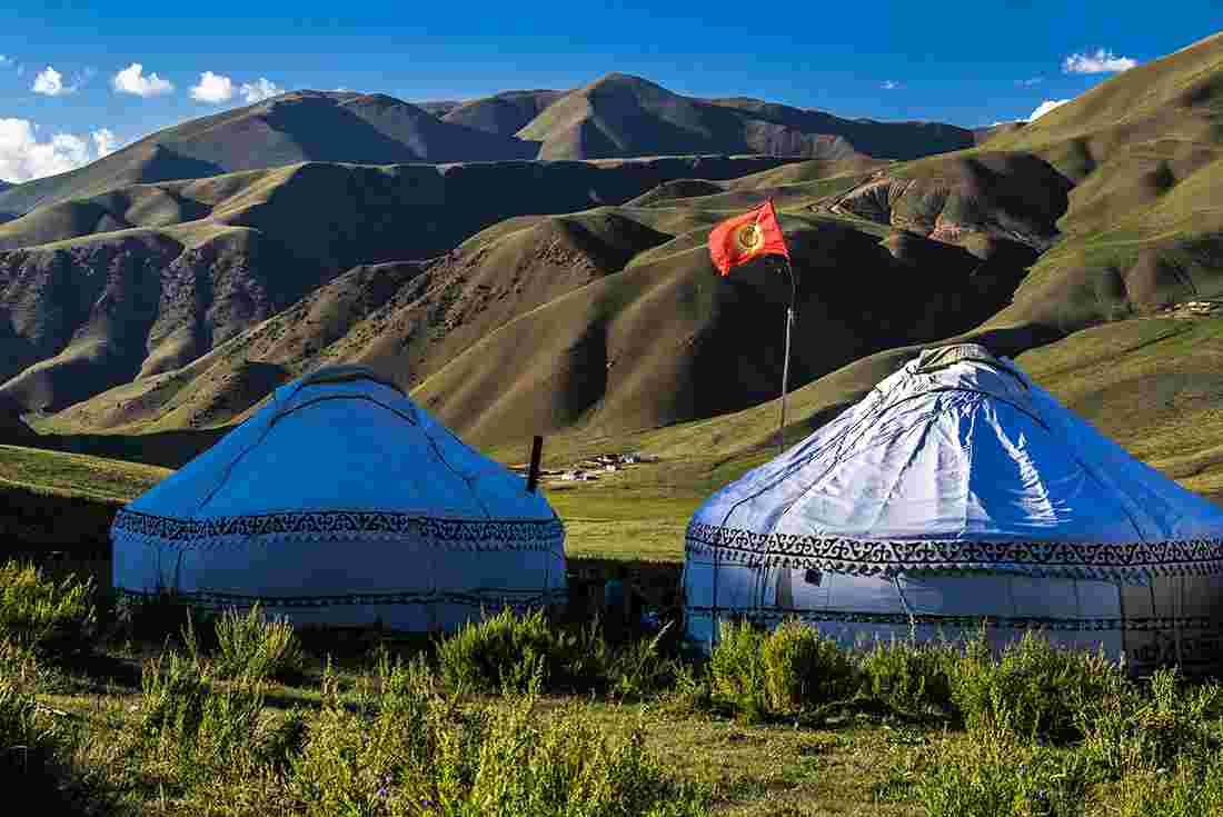 Dating Kirgizië