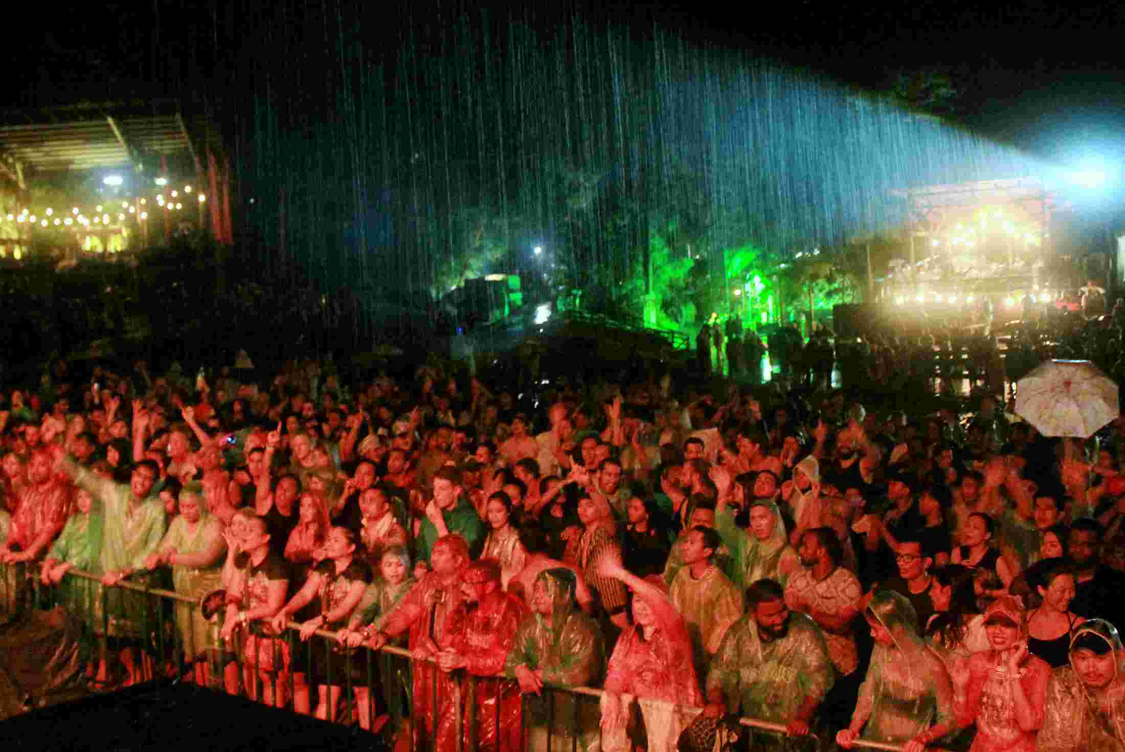 Sarawak Rainforest World Music Festival Intrepid Travel