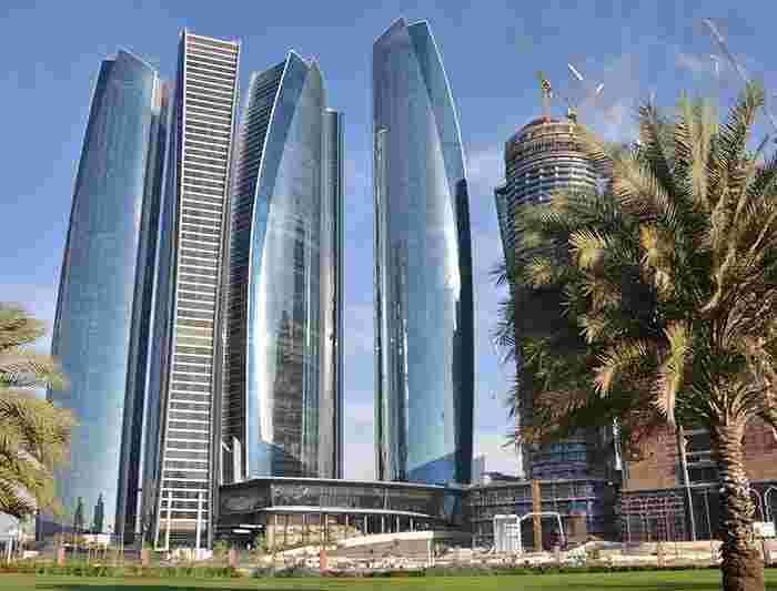 Abu Dhabi Discovery Intrepid Travel Au
