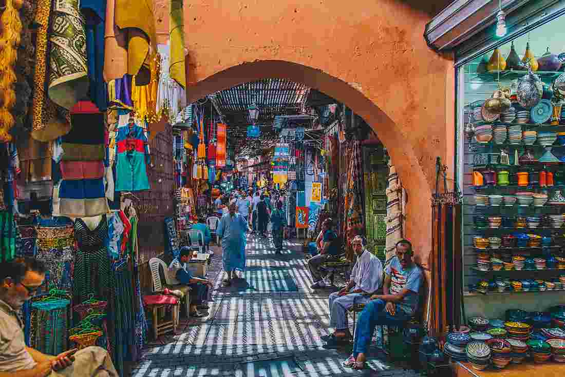 Morocco Uncovered Intrepid Travel Au