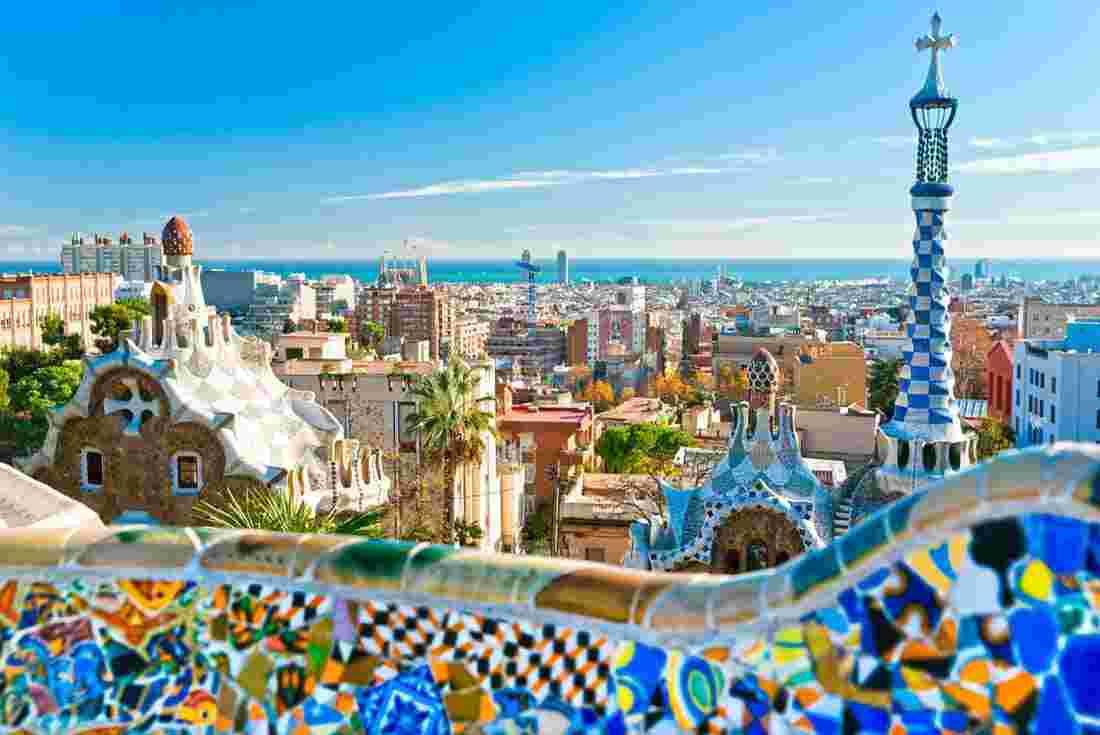 Barcelona Venedig