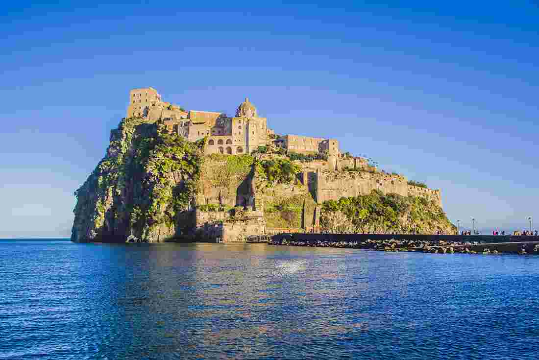 sail italy procida to amalfi intrepid travel us