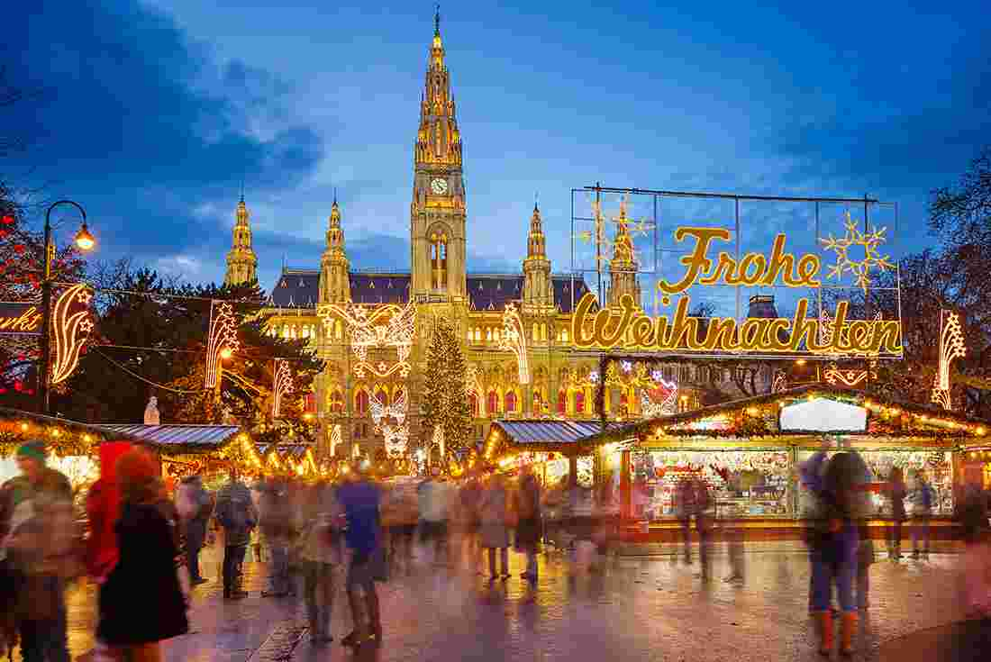 Christmas Markets of Central Europe | Germany Tours | Intrepid Travel
