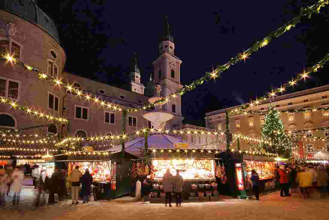 Christmas Markets Of Central Europe Intrepid Travel Ca