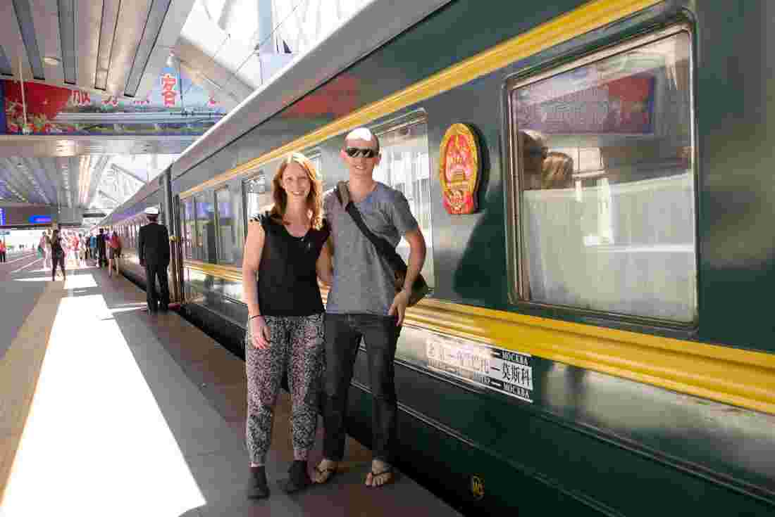 How to get by train to Moscow 57