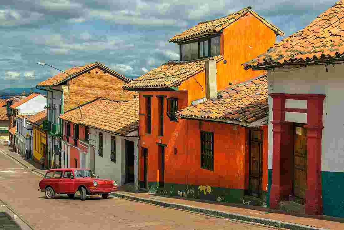 Secret extensions colombia
