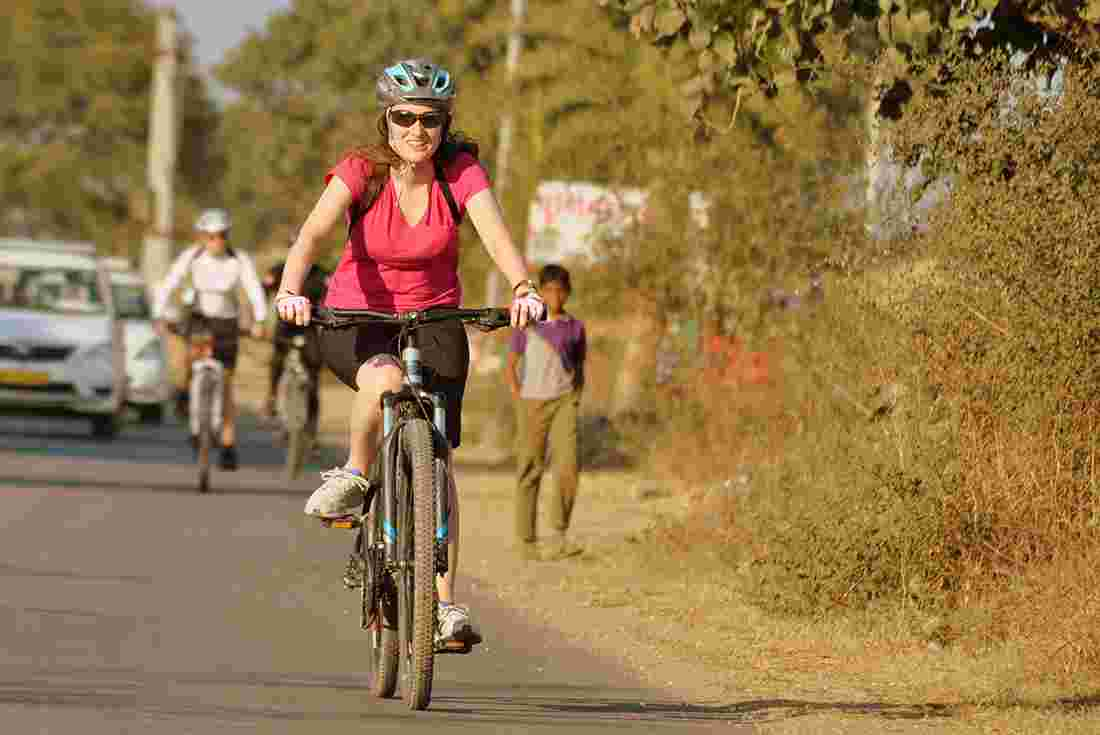 Cycle Rajasthan | Intrepid Travel US