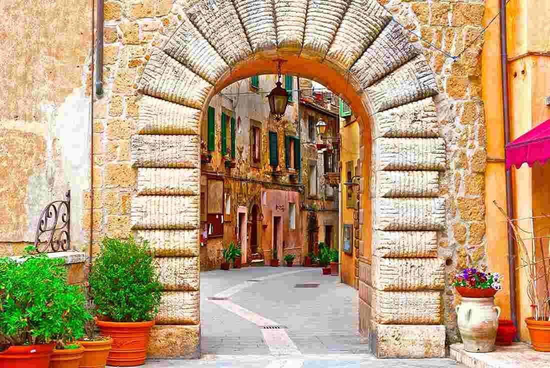 Cycle Provence Amp Tuscany Intrepid Travel Au