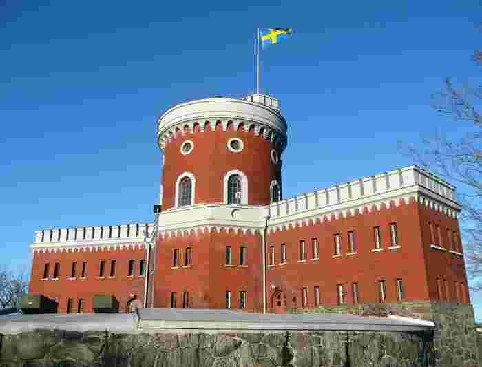 sweden stockholm castle archipelago