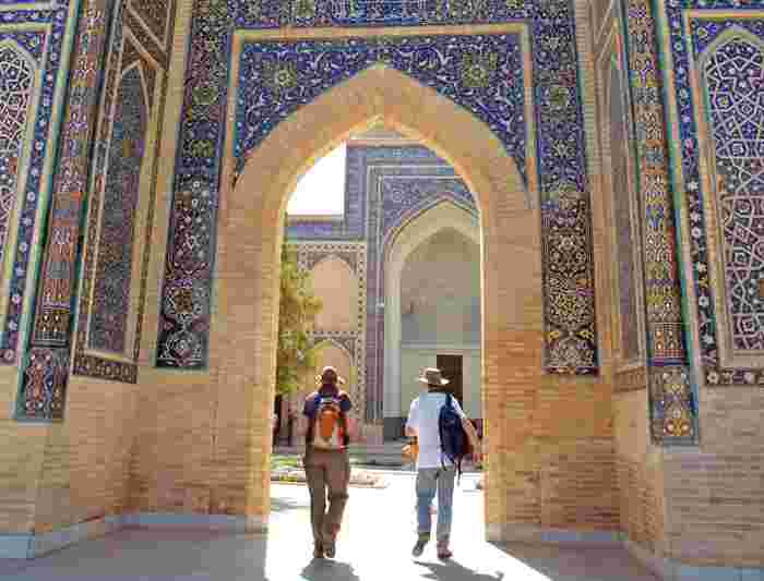 Ashgabat to Tashkent Overland | Intrepid Travel GB