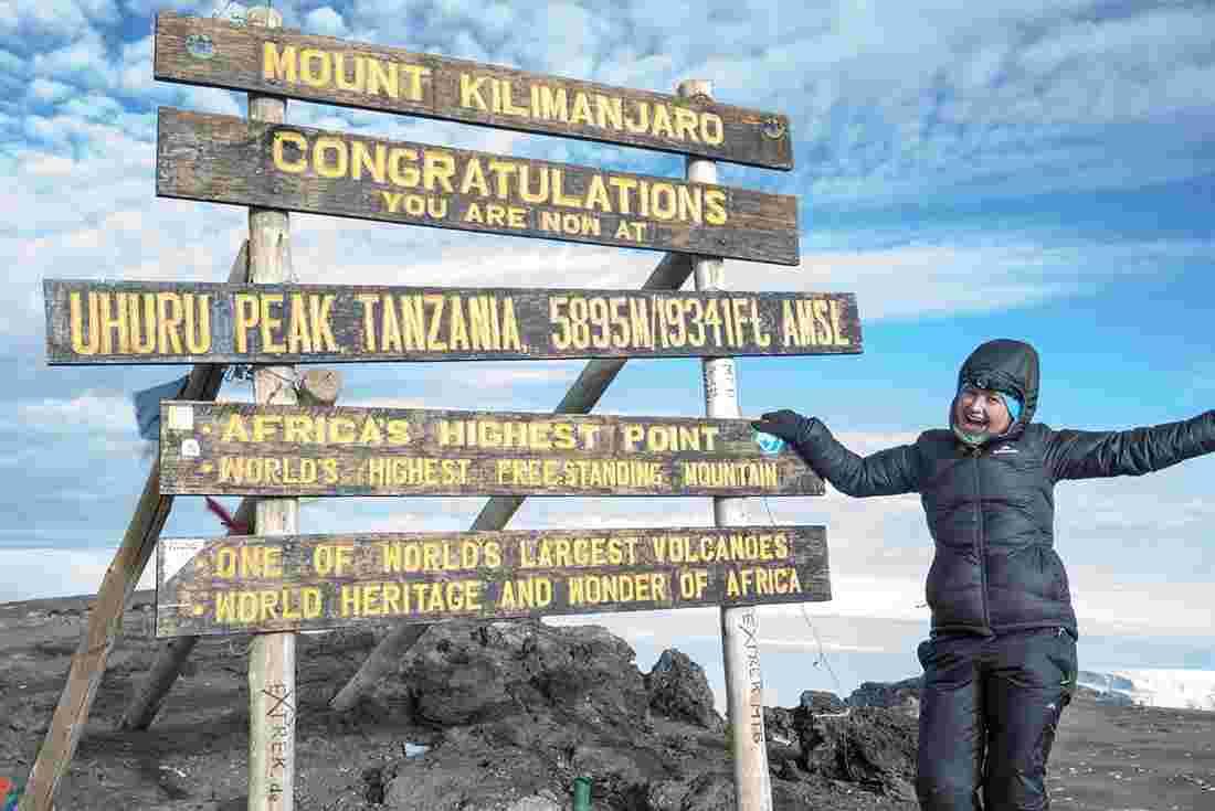 Image result for Mount Kilimanjaro