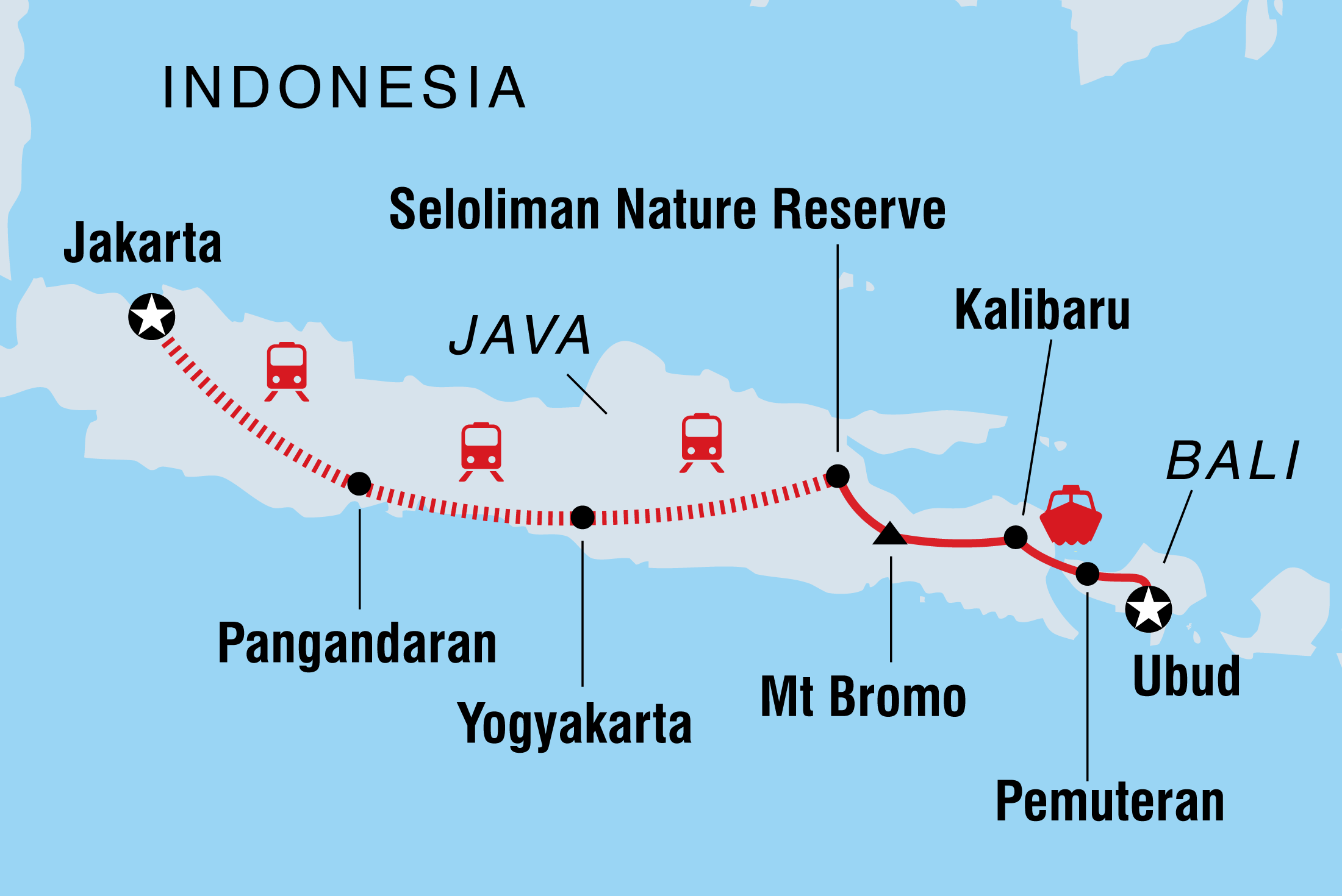 Indonesia Tours & Travel | Intrepid Travel US