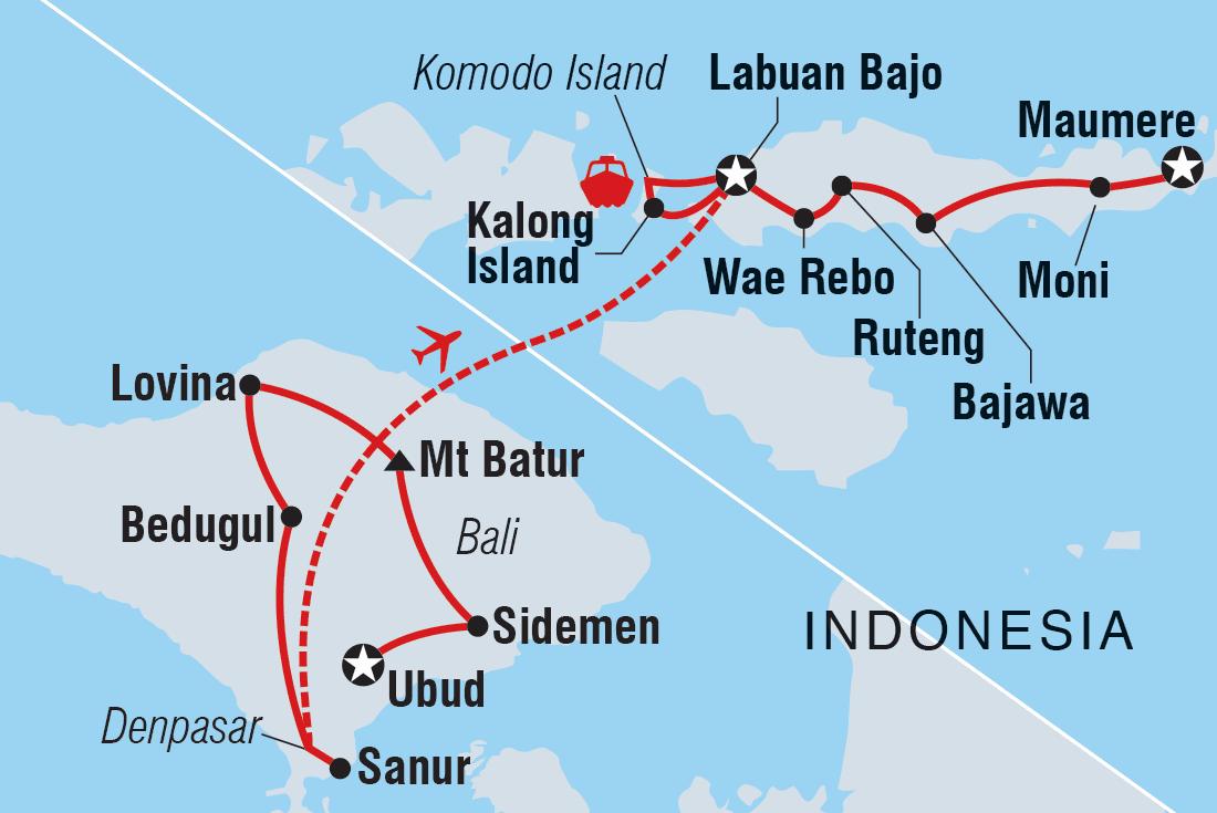 Indonesia Tours & Travel   Intrepid Travel US