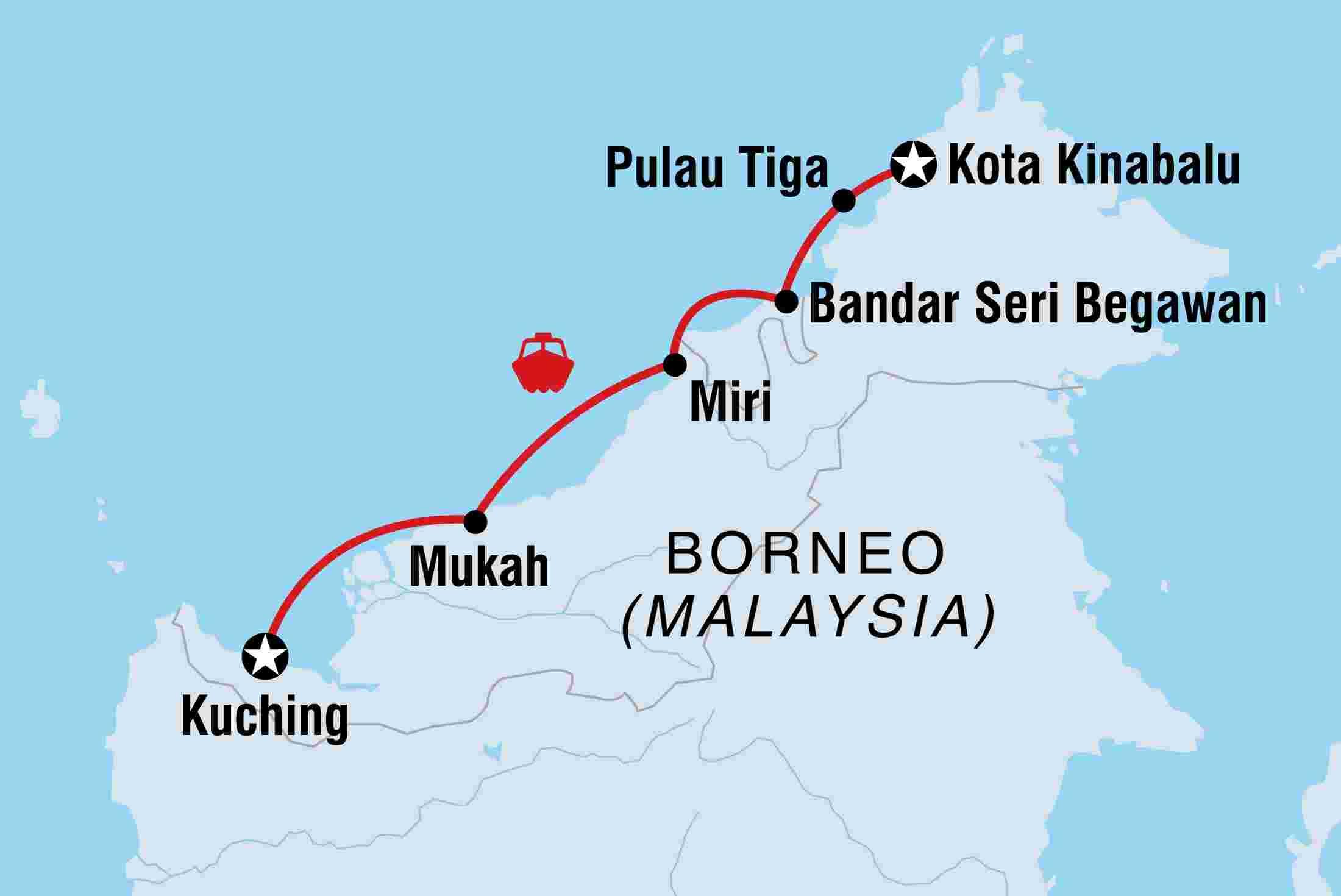 Borneo Tours & Travel | Intrepid Travel US