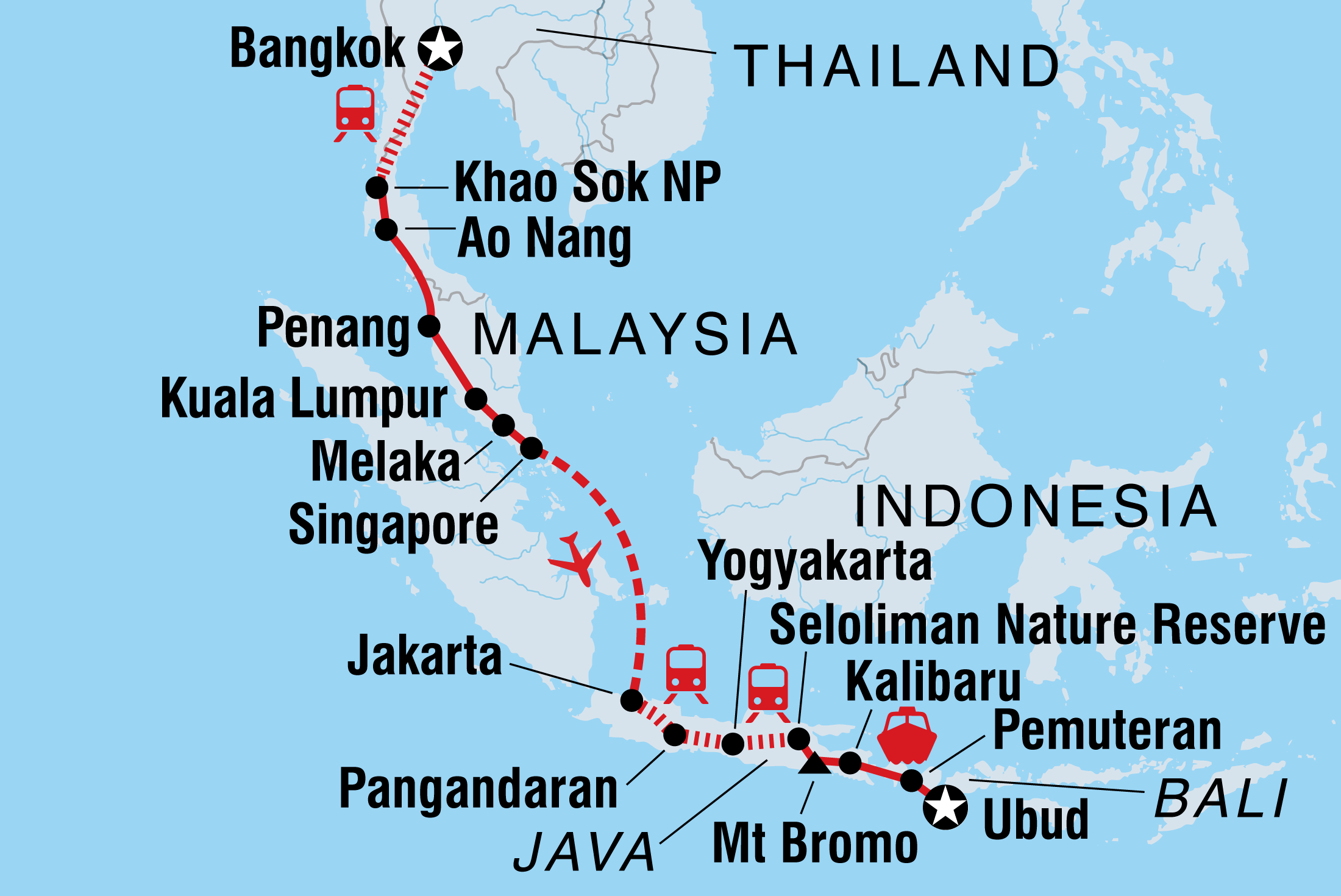 Bangkok to Bali | Intrepid Travel