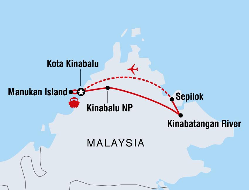 Borneo Tours Travel Intrepid Travel