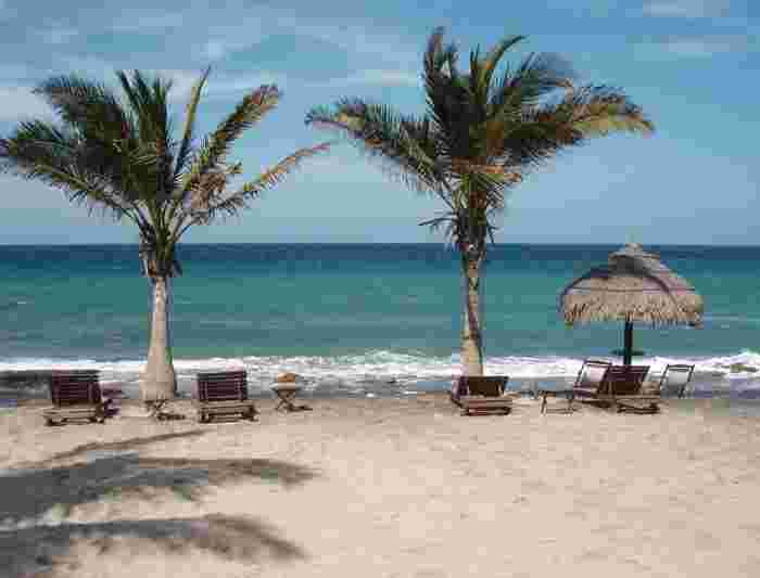 d8cd64a6f194cc Geography and environment. Mozambique Wimbe Beach