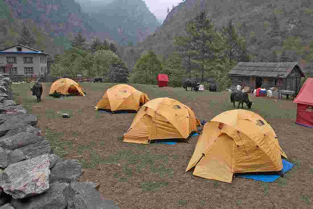 C&ing & Nepal Tours Treks u0026 Travel   Intrepid Travel