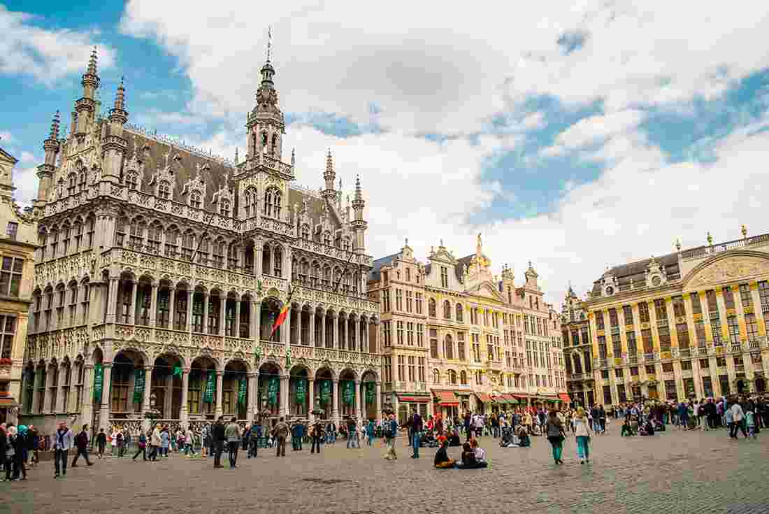 10 Greatest Belgium Tours Trips Intrepid Travel US