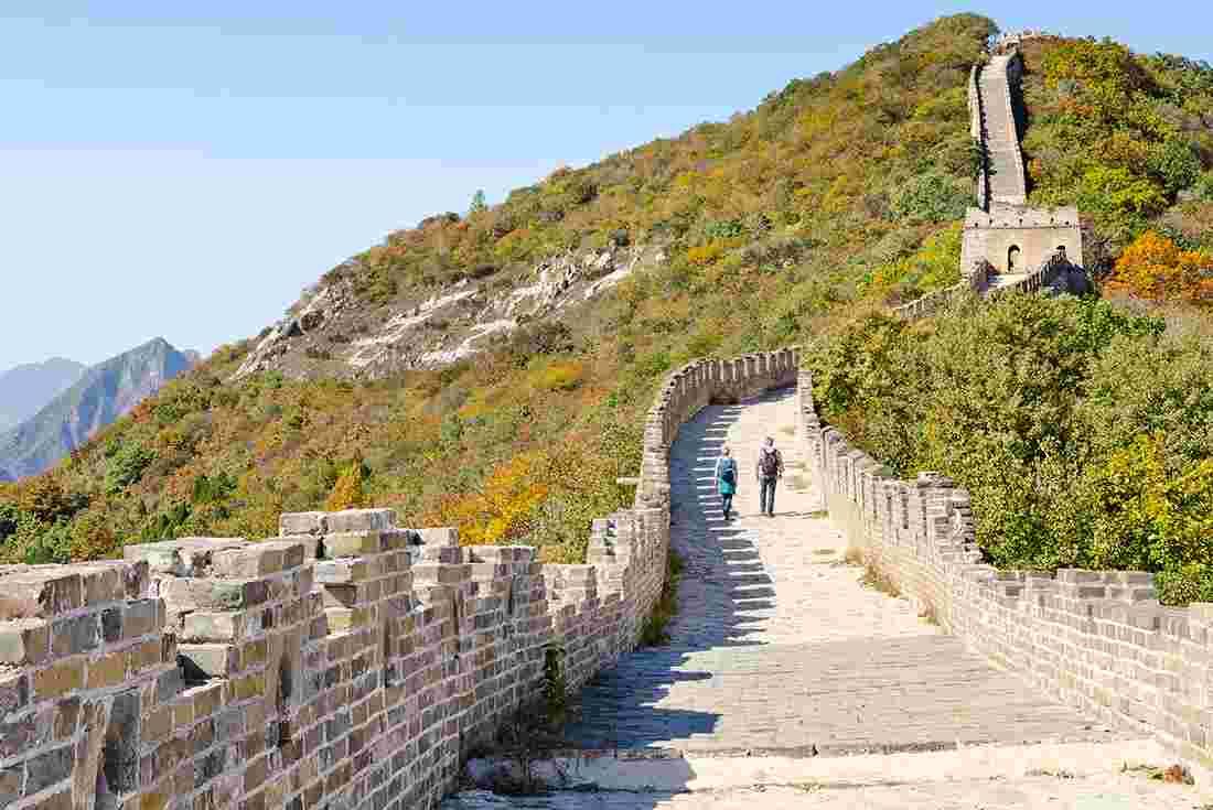 China Highlights Intrepid Travel Gb
