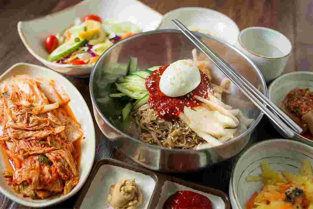 korean food essay