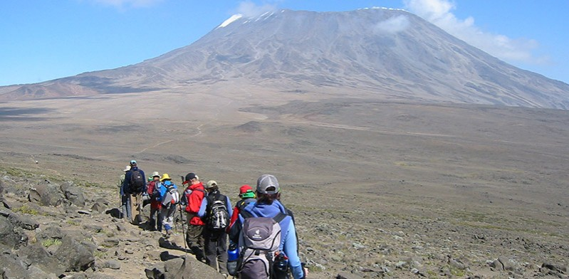 Mt Kilimanjaro trek Tanzania Africa
