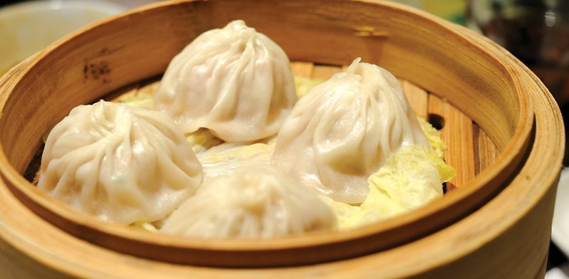 Shanghai dumplings China