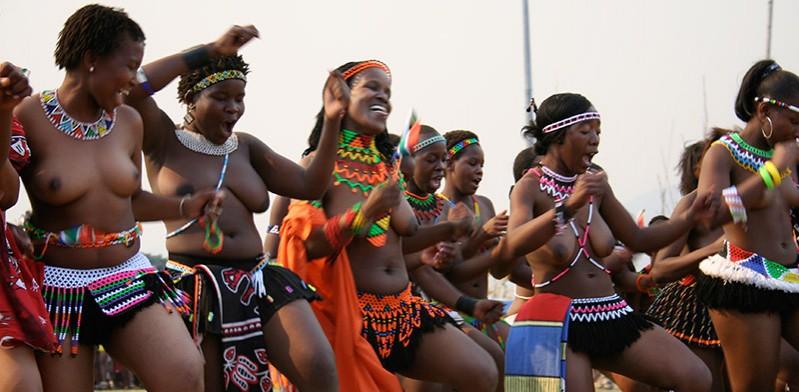 Swaziland celebrations Southern Africa