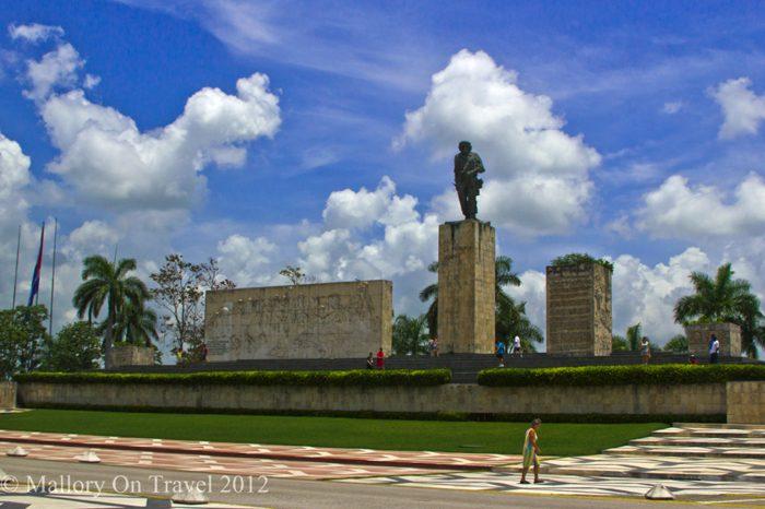 Che Guevara Mausoleum Cuba