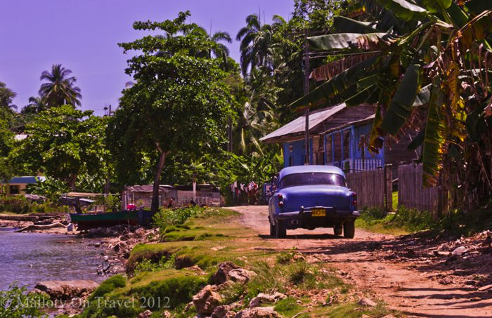 Village life in Cuba