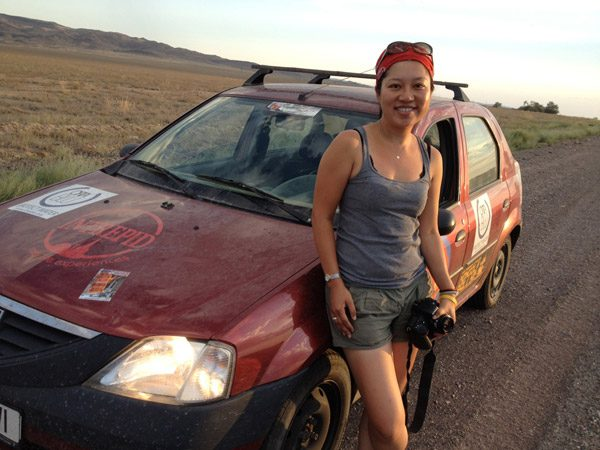 Mongol Rally with Charlie Grosso